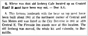 iceberg-cafe_albuquerque-journal_020969