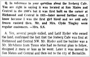 iceberg-cafe_albuquerque-journal_021769