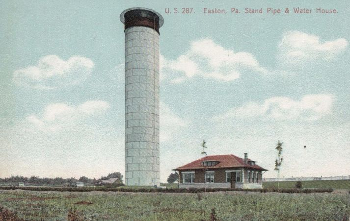 PA_standpipe_easton-PA_1908_ebay